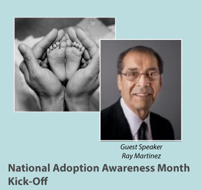 National Adoption Awareness Month Kick-Off @ Mountain View Evangelical Free Church