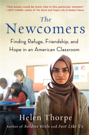 "Author Book Reading ""The Newcomers"" - Colorado Springs @ Richard F Celeste Theatre/Colorado College"